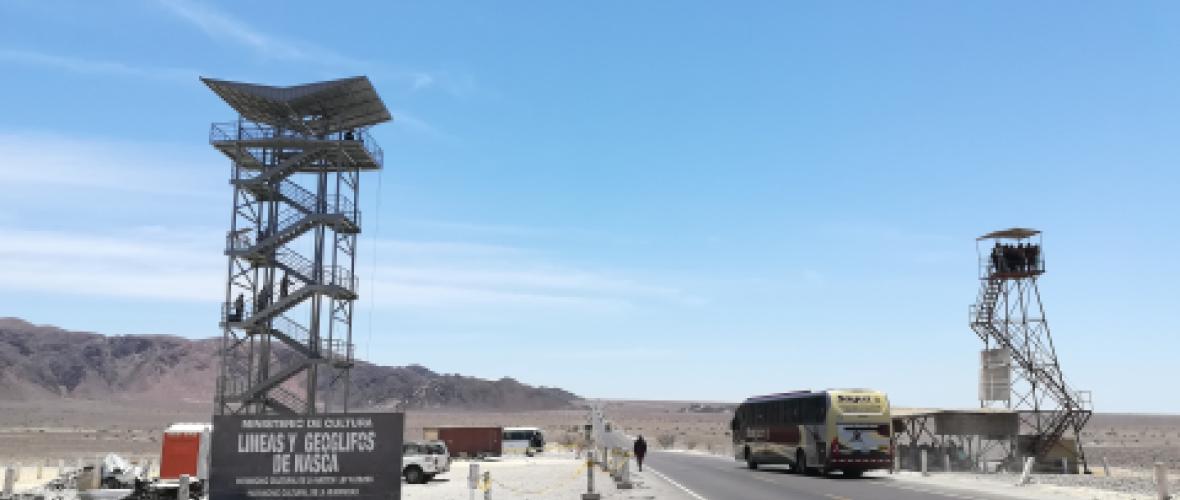 Nueva Torre Mirador de Nasca y Palpa